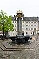 Wetzlar, Domplatz, Brunnen, 001.jpg
