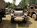 White halftrack of 7 Delta 814T, 38th vehicle of C company pic1.JPG