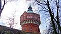 Wieża Ciśnień - widok z rejony schodów. - panoramio.jpg