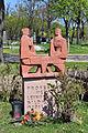 Wiener Zentralfriedhof - Gruppe 40 - Grab von Heinz Leinfellner.jpg
