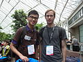 Wikimania 2014 - 04 Tim.JPG