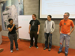 Wikimedia Foundation 2013 Tech Day 1 - Photo 07.jpg