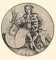 Wild Woman Holding a Shield with a Lion's Head MET DP820021.jpg