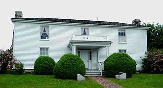 Wildwood (Beckley, West Virginia) - Wildwood Residence at Beckley, May 2013