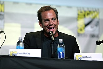 The Lego Batman Movie - Will Arnett promoting the film at the 2016 San Diego Comic-Con.