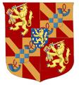 Willem VI van Oranje Sovereine Vorst 1814 - 1815.PNG