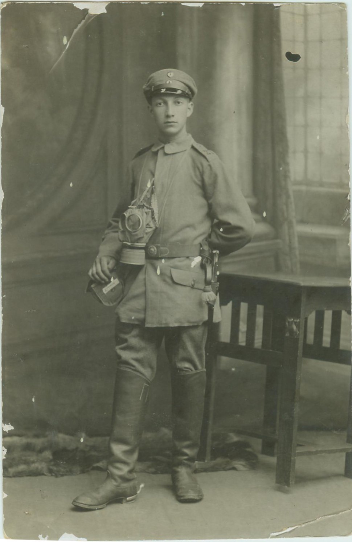 Willi ermann a jewish german soldier in wwi