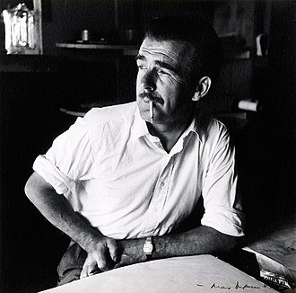 William Dobell - William Dobell, 1942, photograph by Max Dupain