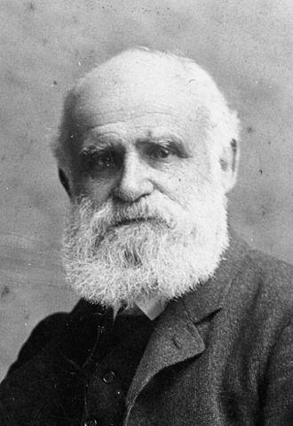 Minister of Works (New Zealand) - Image: William Gisborne, circa 1895