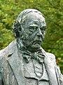 William Henry Fox Talbot, close-up, Greenways Business Park, Chippenham - geograph.org.uk - 914338.jpg
