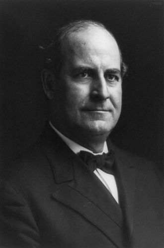 Sigma Pi - William Jennings Bryan