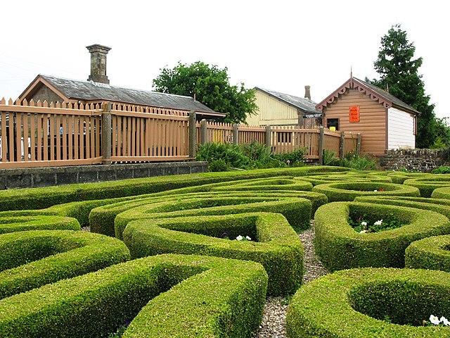 Highbridge Nursery Topiary Garden Jpg