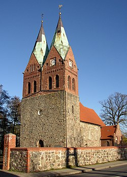 Church in Willmersdorf