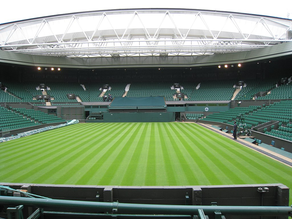 Image result for wimbledon grass