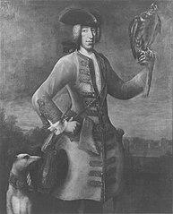 Bildnis des Kurfürsten Karl Albrecht von Bayern (Kaiser Karl VII.) (1697-1745)