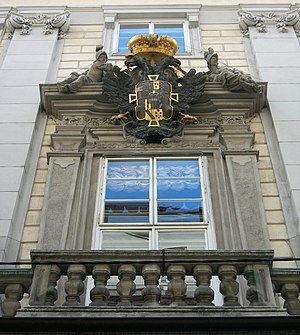 Winter Palace of Prince Eugene - Image: Winterpalais Prinz Eugen Aug 2006 031