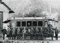 Winterthurer Bibliotheken 150785 Strassenbahn Winterthur-Toess Personal um 1900.tif