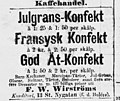 Wirströms konditori, annons 1884.jpg