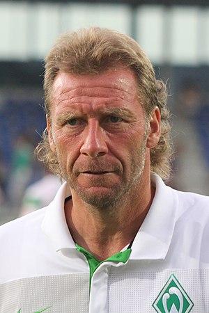 Wolfgang Rolff - Rolff with Werder Bremen in 2009.