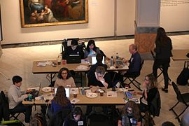Women in the Arts Edit-a-Thon at the National Museum of Women in the Arts 6623 1.jpg