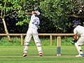 Woodford Green CC v. Hackney Marshes CC at Woodford, East London, England 093.jpg