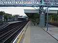 Woodford station look north.JPG