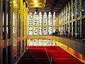 World Trade Center South Tower lobby interior, 1988.jpg