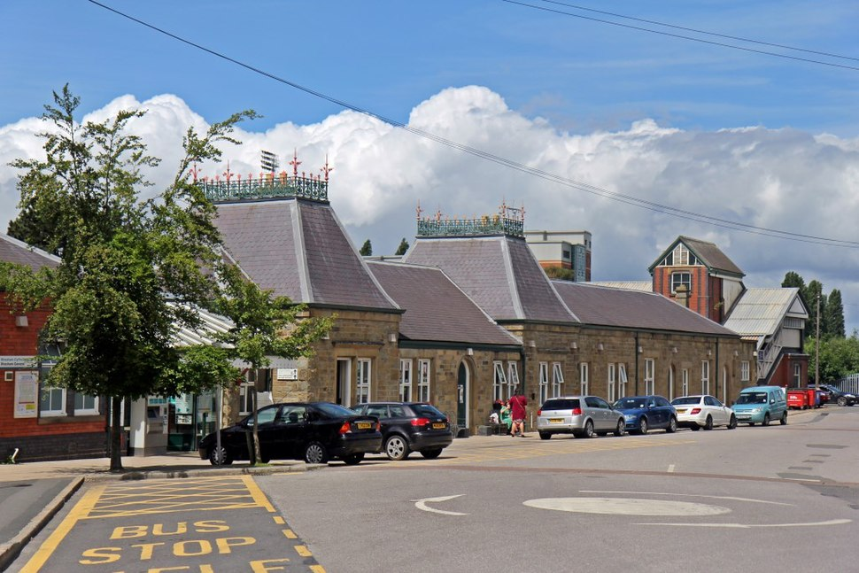 Wrexham General station building (geograph 4023924)