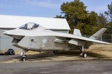 Boeing X-32 - Wikipedia