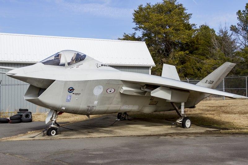 File:X-32 Patuxent River Naval Air Museum Full.tif