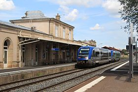Image illustrative de l'article Gare d'Issoire