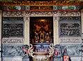 Xingang Fengtian Temple Obere Halle 2.jpg