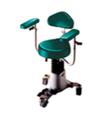 Xomed ENTroll Chair- Ergonomic surgical chair, Xomed.png