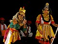 Yakshagana Performance at NINASAM (India Theatre Forum Stuyd Tour May 2013) (8764453124).jpg
