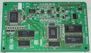 Yamaha Corporation - Yamaha MIDI interface board for the Acorn A5000 and Risc PC.