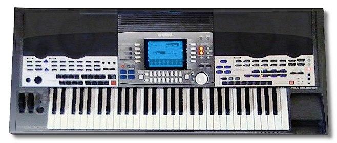 Yamaha Montage Sample List