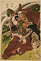 Yamamoto Kansuke fighting a Boar by Katsukawa Shuntei.jpg