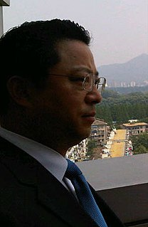 Yang Weize Chinese politician