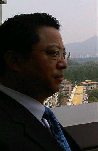 Yang Weize - Image: Yang Weize cropped
