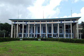 Higher education in Myanmar