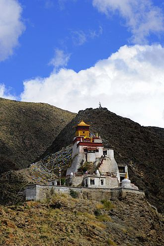 Shannan, Tibet - The ancient Yarlung Valley, Nêdong District, Lhoka