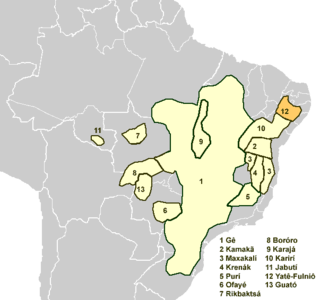 Fulniô language language