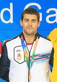 Yevgeny Lagunov Russian swimmer