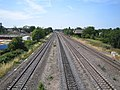 Yiewsley, Main line railway - geograph.org.uk - 206205.jpg