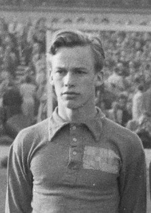 Yngve Brodd - Yngve Brodd in 1952