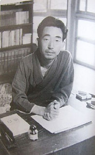 Yōjirō Ishizaka Japanese writer