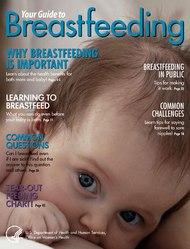 Your guide to breastfeeding