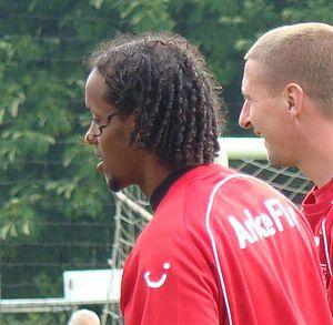 Youssouf Hersi - Youssouf Hersi with FC Twente.