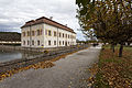 Zámek Kratochvíle - pohled od JZ.JPG