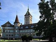 Zürich - Landesmuseum - Platzspitzpark IMG 1254 ShiftN.jpg